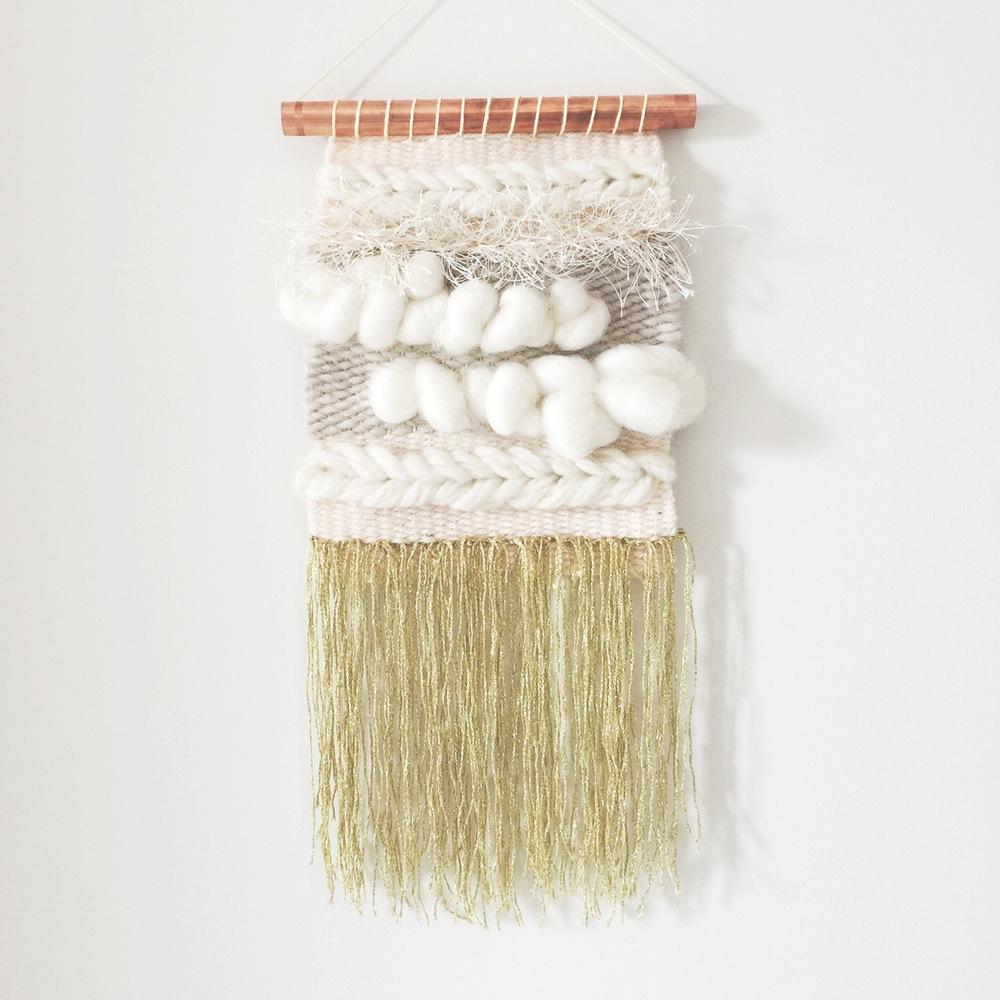 Workshop weven. Foto Maria van der Heyden