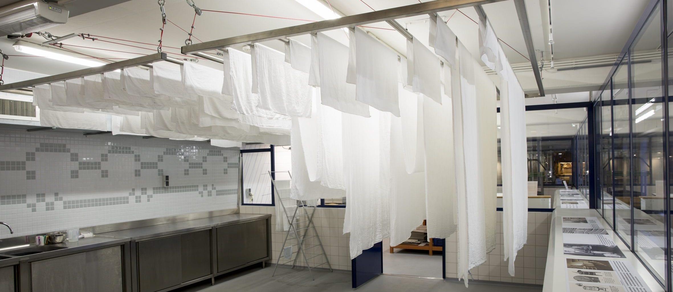 Damaks Laundry. Photo Tommy de Lange i.o.v. TextielMuseum