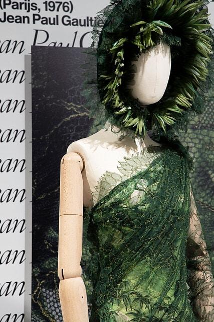 Ontwerper: Jean Paul Gaultier. Collectie: Haute Couture Herfst/Winter 2016. Foto: Josefina Eikenaar.
