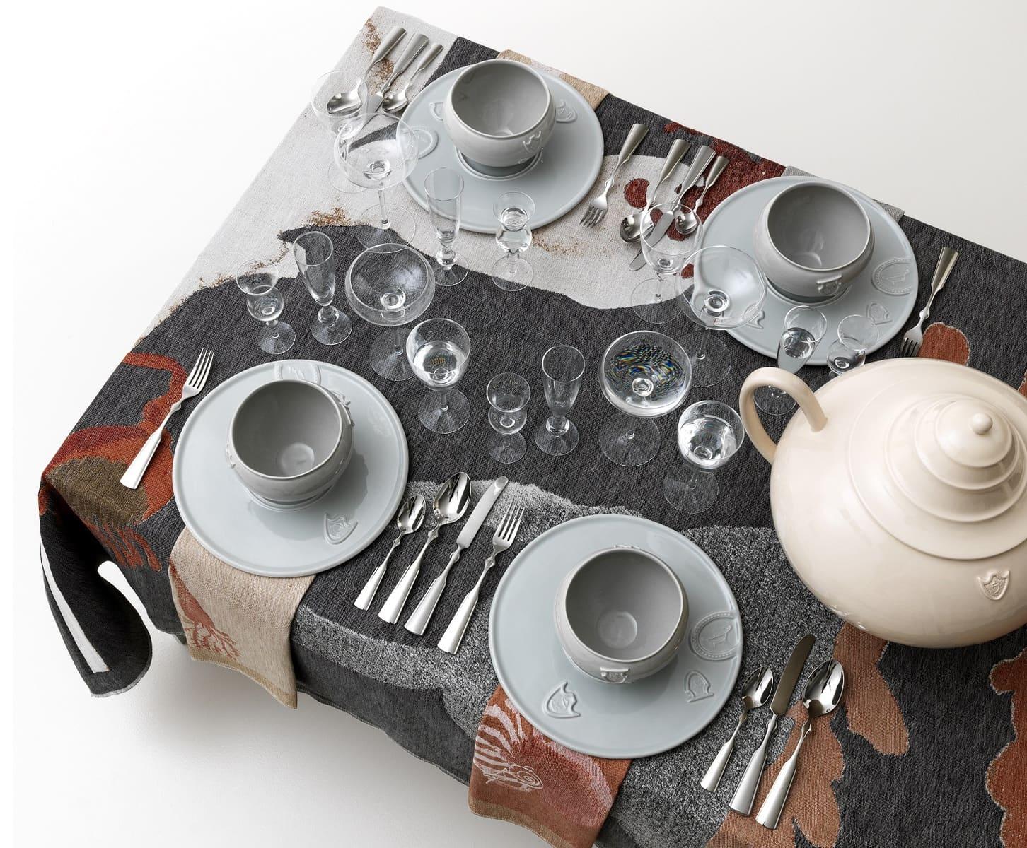 Kiki van Eijk's Table-Palette te zien in expo Gedachtespinsels
